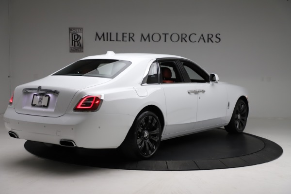 New 2021 Rolls-Royce Ghost for sale $390,400 at Aston Martin of Greenwich in Greenwich CT 06830 9