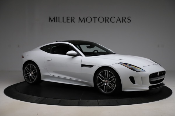 Used 2016 Jaguar F-TYPE R for sale Sold at Aston Martin of Greenwich in Greenwich CT 06830 10