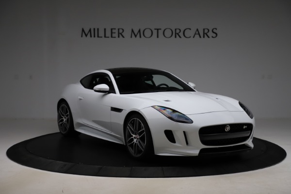 Used 2016 Jaguar F-TYPE R for sale Sold at Aston Martin of Greenwich in Greenwich CT 06830 11