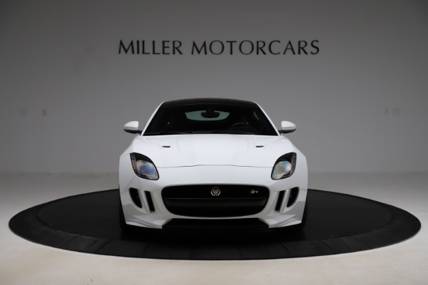 Used 2016 Jaguar F-TYPE R for sale Sold at Aston Martin of Greenwich in Greenwich CT 06830 12