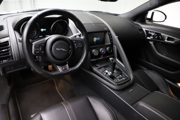 Used 2016 Jaguar F-TYPE R for sale Sold at Aston Martin of Greenwich in Greenwich CT 06830 13