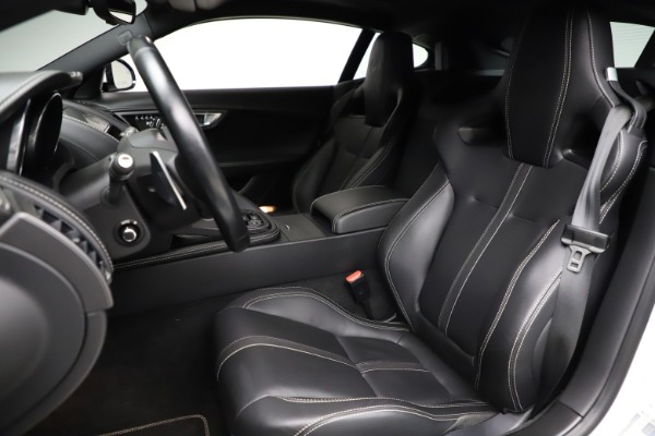 Used 2016 Jaguar F-TYPE R for sale Sold at Aston Martin of Greenwich in Greenwich CT 06830 15