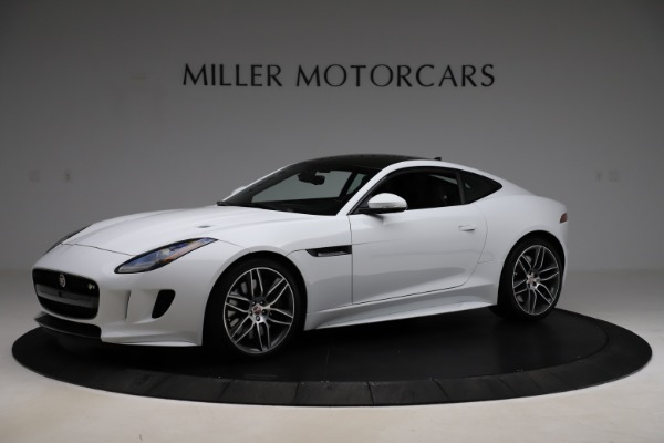 Used 2016 Jaguar F-TYPE R for sale Sold at Aston Martin of Greenwich in Greenwich CT 06830 2