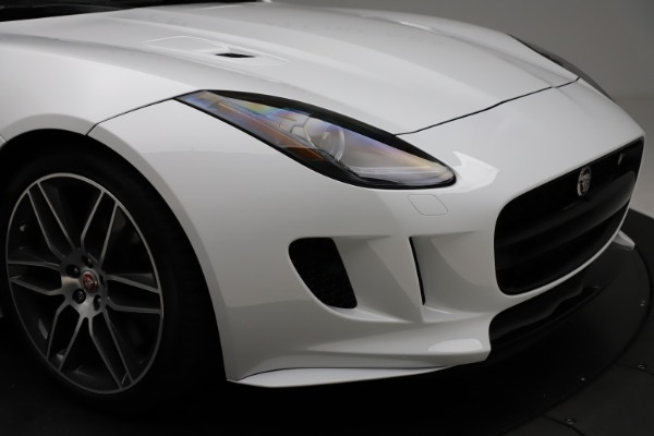 Used 2016 Jaguar F-TYPE R for sale Sold at Aston Martin of Greenwich in Greenwich CT 06830 27