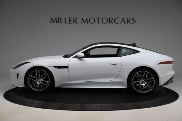 Used 2016 Jaguar F-TYPE R for sale Sold at Aston Martin of Greenwich in Greenwich CT 06830 3