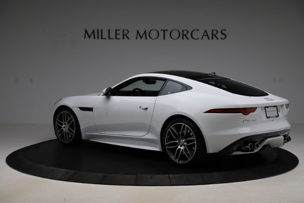 Used 2016 Jaguar F-TYPE R for sale Sold at Aston Martin of Greenwich in Greenwich CT 06830 4