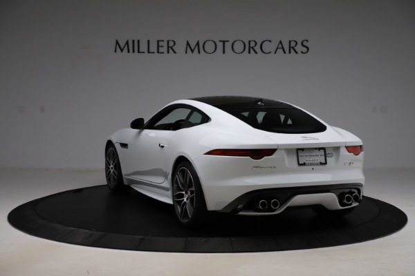 Used 2016 Jaguar F-TYPE R for sale Sold at Aston Martin of Greenwich in Greenwich CT 06830 5