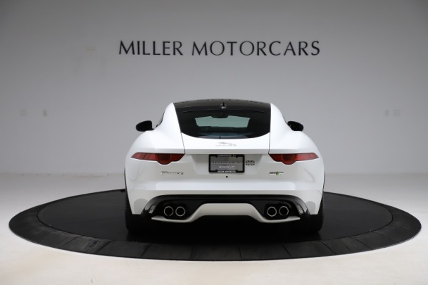 Used 2016 Jaguar F-TYPE R for sale Sold at Aston Martin of Greenwich in Greenwich CT 06830 6