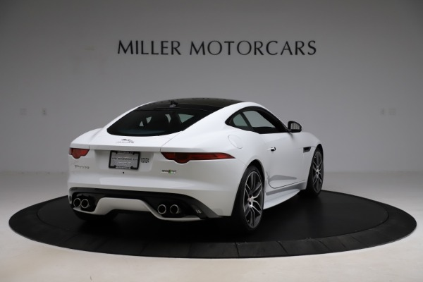 Used 2016 Jaguar F-TYPE R for sale Sold at Aston Martin of Greenwich in Greenwich CT 06830 7