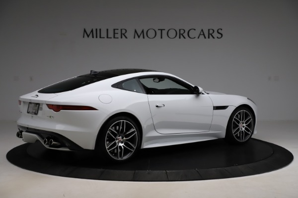 Used 2016 Jaguar F-TYPE R for sale Sold at Aston Martin of Greenwich in Greenwich CT 06830 8