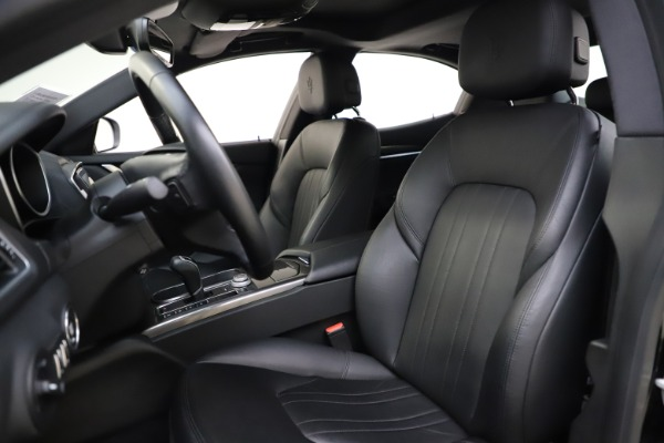 Used 2017 Maserati Ghibli S Q4 for sale $42,900 at Aston Martin of Greenwich in Greenwich CT 06830 15