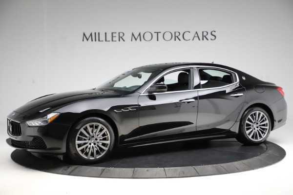 Used 2017 Maserati Ghibli S Q4 for sale $41,900 at Aston Martin of Greenwich in Greenwich CT 06830 2