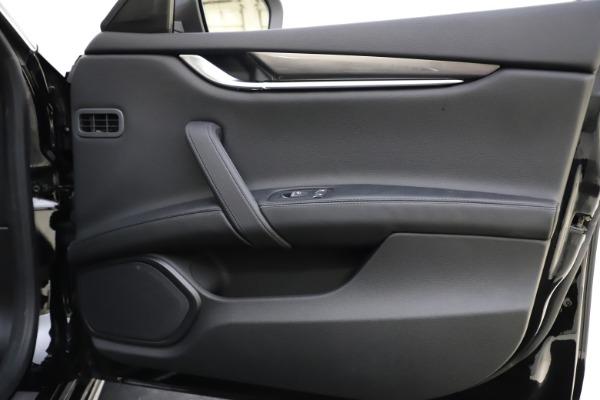 Used 2017 Maserati Ghibli S Q4 for sale $42,900 at Aston Martin of Greenwich in Greenwich CT 06830 25