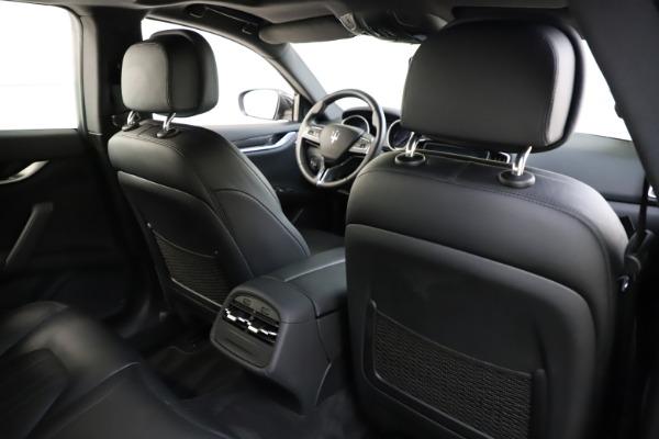 Used 2017 Maserati Ghibli S Q4 for sale $42,900 at Aston Martin of Greenwich in Greenwich CT 06830 28