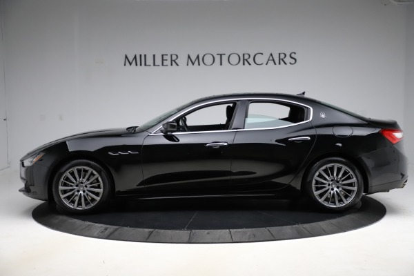 Used 2017 Maserati Ghibli S Q4 for sale $41,900 at Aston Martin of Greenwich in Greenwich CT 06830 3