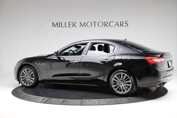 Used 2017 Maserati Ghibli S Q4 for sale $41,900 at Aston Martin of Greenwich in Greenwich CT 06830 4