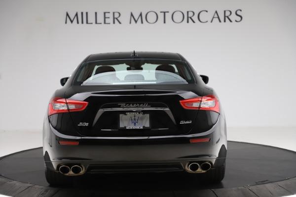 Used 2017 Maserati Ghibli S Q4 for sale $42,900 at Aston Martin of Greenwich in Greenwich CT 06830 6