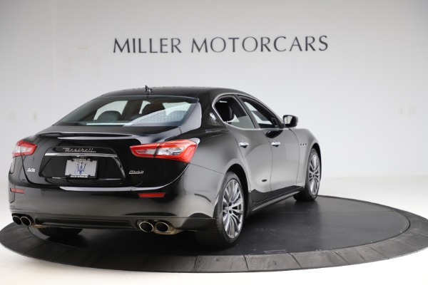 Used 2017 Maserati Ghibli S Q4 for sale $41,900 at Aston Martin of Greenwich in Greenwich CT 06830 7