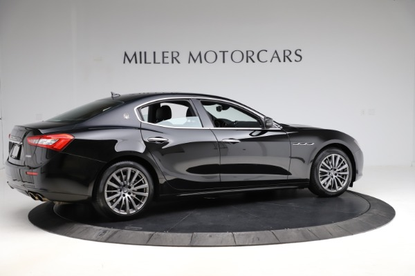 Used 2017 Maserati Ghibli S Q4 for sale $41,900 at Aston Martin of Greenwich in Greenwich CT 06830 8