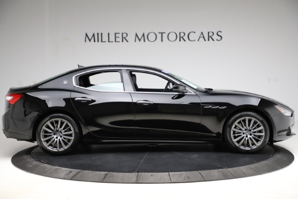 Used 2017 Maserati Ghibli S Q4 for sale $41,900 at Aston Martin of Greenwich in Greenwich CT 06830 9