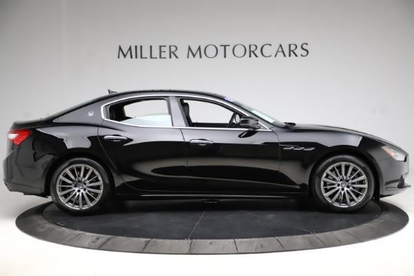Used 2017 Maserati Ghibli S Q4 for sale $42,900 at Aston Martin of Greenwich in Greenwich CT 06830 9