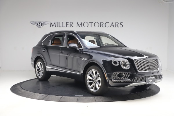 Used 2017 Bentley Bentayga W12 for sale $126,900 at Aston Martin of Greenwich in Greenwich CT 06830 12