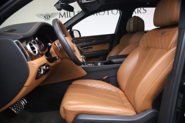 Used 2017 Bentley Bentayga W12 for sale $126,900 at Aston Martin of Greenwich in Greenwich CT 06830 19
