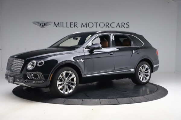 Used 2017 Bentley Bentayga W12 for sale $126,900 at Aston Martin of Greenwich in Greenwich CT 06830 2