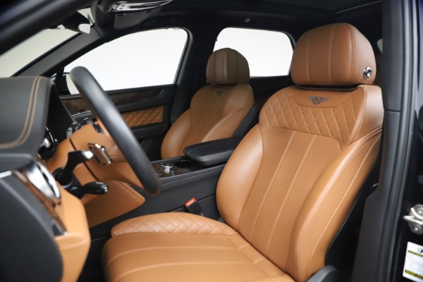 Used 2017 Bentley Bentayga W12 for sale $126,900 at Aston Martin of Greenwich in Greenwich CT 06830 20