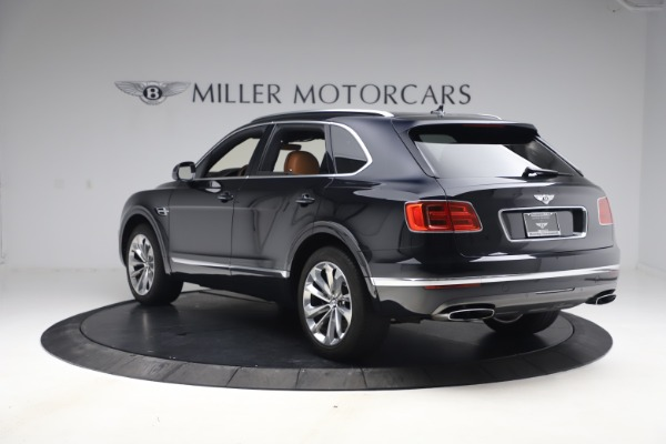 Used 2017 Bentley Bentayga W12 for sale $126,900 at Aston Martin of Greenwich in Greenwich CT 06830 5