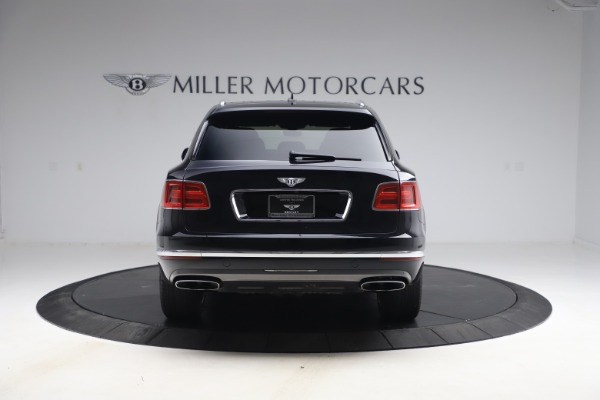 Used 2017 Bentley Bentayga W12 for sale $126,900 at Aston Martin of Greenwich in Greenwich CT 06830 6