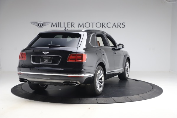 Used 2017 Bentley Bentayga W12 for sale $126,900 at Aston Martin of Greenwich in Greenwich CT 06830 7