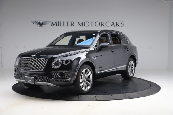 Used 2017 Bentley Bentayga W12 for sale $126,900 at Aston Martin of Greenwich in Greenwich CT 06830 1