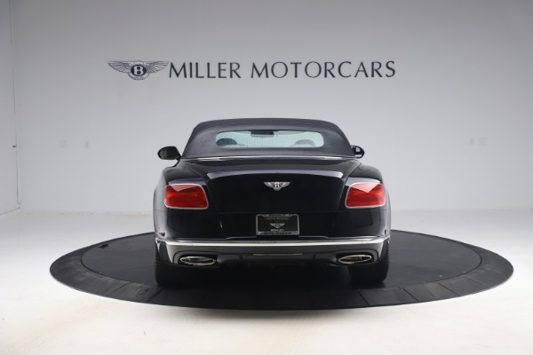 Used 2016 Bentley Continental GT W12 for sale Sold at Aston Martin of Greenwich in Greenwich CT 06830 16