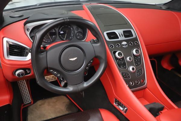 Used 2014 Aston Martin Vanquish Volante for sale $129,900 at Aston Martin of Greenwich in Greenwich CT 06830 21