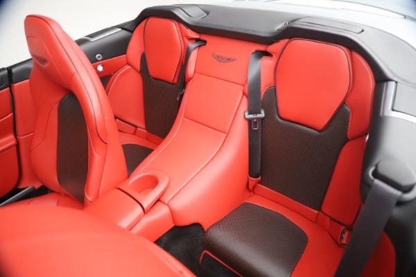 Used 2014 Aston Martin Vanquish Volante for sale $129,900 at Aston Martin of Greenwich in Greenwich CT 06830 24