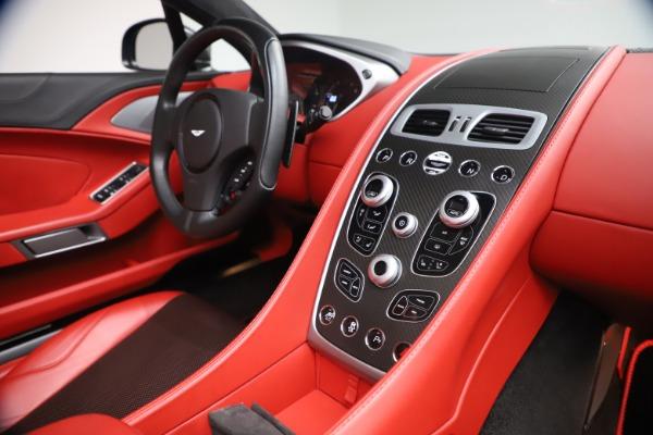 Used 2014 Aston Martin Vanquish Volante for sale $129,900 at Aston Martin of Greenwich in Greenwich CT 06830 25