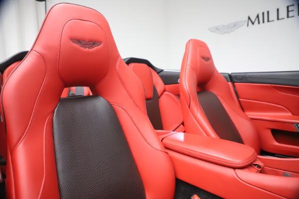 Used 2014 Aston Martin Vanquish Volante for sale $129,900 at Aston Martin of Greenwich in Greenwich CT 06830 26