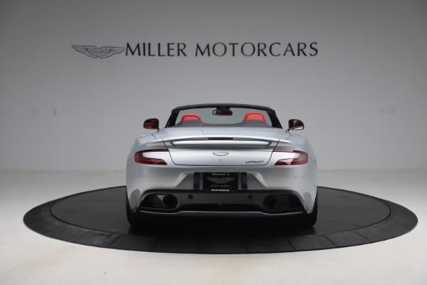 Used 2014 Aston Martin Vanquish Volante for sale $129,900 at Aston Martin of Greenwich in Greenwich CT 06830 5