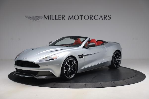 Used 2014 Aston Martin Vanquish Volante for sale $129,900 at Aston Martin of Greenwich in Greenwich CT 06830 1