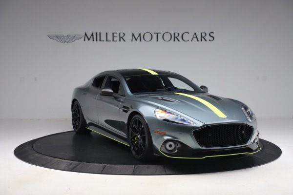 Used 2019 Aston Martin Rapide AMR Sedan for sale $187,900 at Aston Martin of Greenwich in Greenwich CT 06830 10