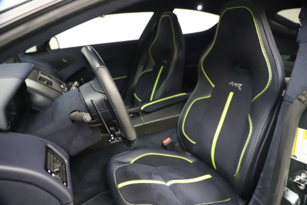 Used 2019 Aston Martin Rapide AMR for sale $187,900 at Aston Martin of Greenwich in Greenwich CT 06830 14