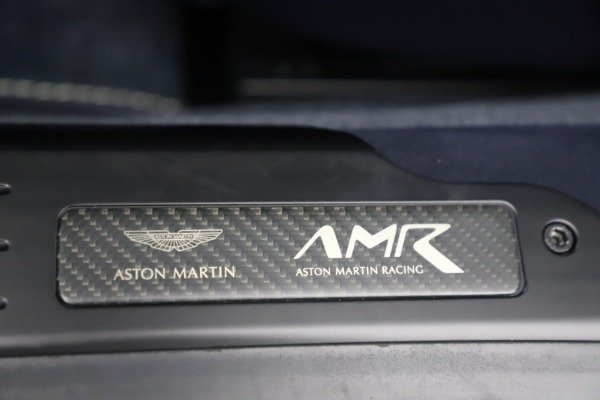 Used 2019 Aston Martin Rapide AMR Sedan for sale $187,900 at Aston Martin of Greenwich in Greenwich CT 06830 15