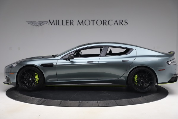 Used 2019 Aston Martin Rapide AMR Sedan for sale $187,900 at Aston Martin of Greenwich in Greenwich CT 06830 2