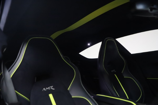Used 2019 Aston Martin Rapide AMR Sedan for sale $187,900 at Aston Martin of Greenwich in Greenwich CT 06830 23