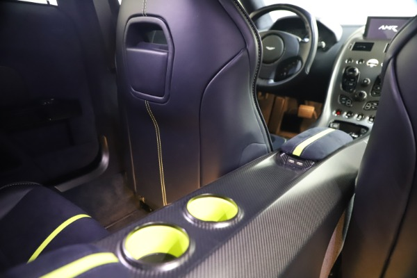 Used 2019 Aston Martin Rapide AMR for sale $187,900 at Aston Martin of Greenwich in Greenwich CT 06830 25