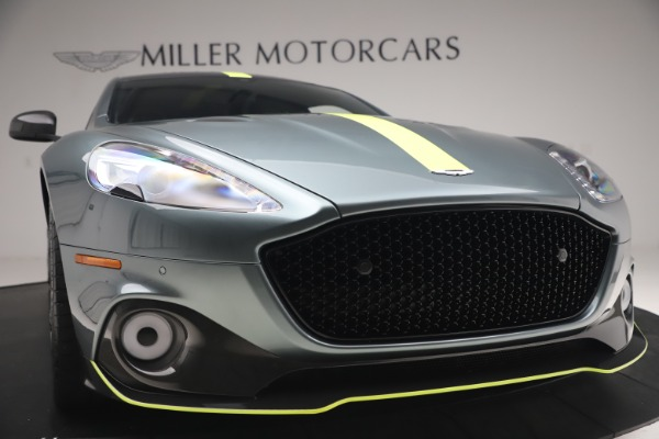 Used 2019 Aston Martin Rapide AMR Sedan for sale $187,900 at Aston Martin of Greenwich in Greenwich CT 06830 27