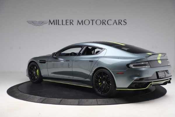 Used 2019 Aston Martin Rapide AMR Sedan for sale $187,900 at Aston Martin of Greenwich in Greenwich CT 06830 3