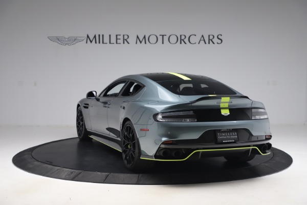 Used 2019 Aston Martin Rapide AMR Sedan for sale $187,900 at Aston Martin of Greenwich in Greenwich CT 06830 4