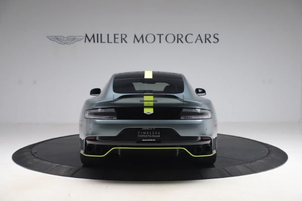 Used 2019 Aston Martin Rapide AMR Sedan for sale $187,900 at Aston Martin of Greenwich in Greenwich CT 06830 5